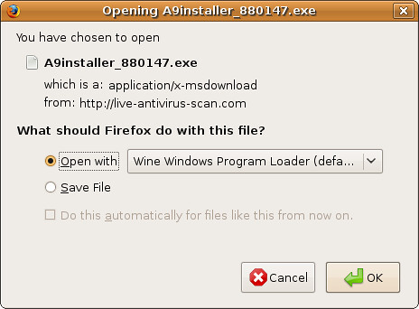 Screenshot-Opening A9installer_880147.exe