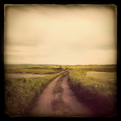 Can you take me back where I came from? (IrenaS) Tags: road canada countryside path pei ttv