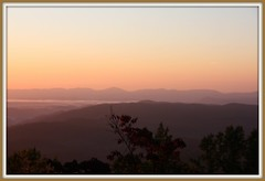In the Mood ... (scott185 (the original)) Tags: sunrise nc northcarolina blueridgeparkway blueribbonwinner platinumphoto anawesomeshot flickrgolfclub goldstaraward llovemypics milepost2851 boonestraceoverlook