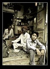 Street talkies -1 (Aditya Rao.) Tags: travel jaisalmer dopy epiceditsselection