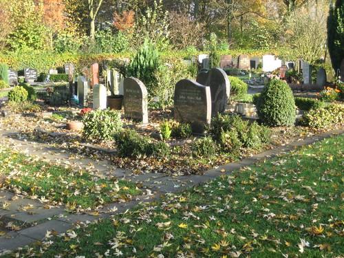 Noorderveld cemetery, Nieuwegein