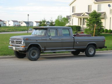 1977 Ford Crew Cab 4X4 http://funny-pictures.feedio.net/1966-ford-crew-cab-by-annegret-pictures/