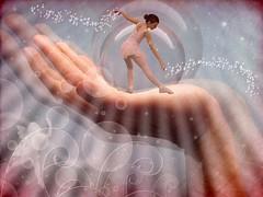 go with the flow, yo ;) (Eddi van W.) Tags: light texture love creativity flow energy digitalart gimp competition textures creativecommons ritual meditation spirituality spiritual deepness dreamcatcher wpc kreativitt spiritualitt eddi07
