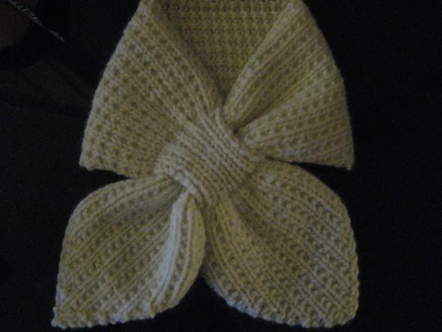 Free Keyhole Scarf Crochet Pattern Choice Image - knitting patterns ...