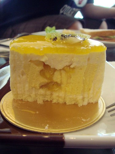 Mango Cheesecake @The Patisserie