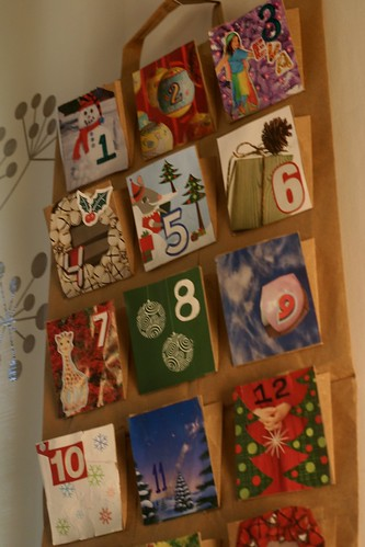 advent calendar -- top
