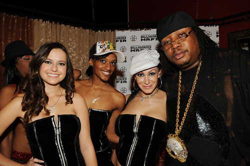 e40 & some sexy broads