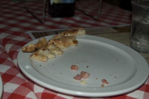 Benji's plate