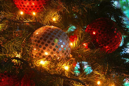 Homemade Christmas Balls