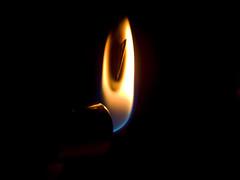 Non scherzare col Fuoco... (DarioPerry) Tags: light black dark fire flames knife flame nero fuoco fiamma scuro accendino coltello pfogold pfosilver