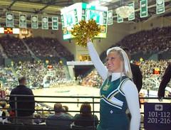 Lauren (Steve Lindenman) Tags: us nc charlotte cheerleader uncc cpmg1208sa