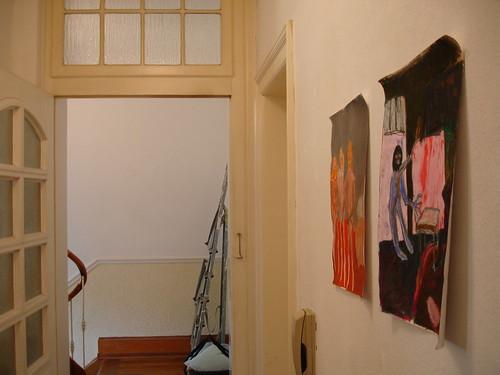 Ausstellung bei ml44 Mai 2006