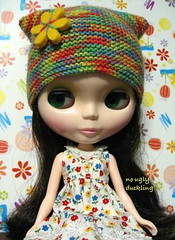 Isadora's new hat