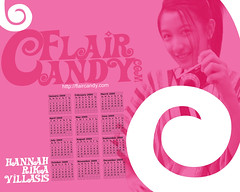 Flair Candy-Wallpaper