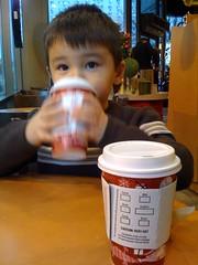 coffee before school