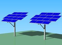 Inseguitore fotovoltaico 14M