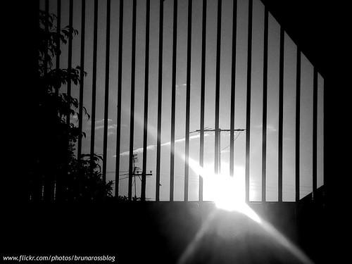 Sole sulla finestra