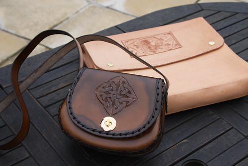 Leatherwork Bags