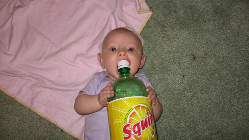 Bailey likes squirt