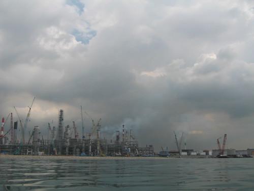Bukom refinery