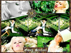 96.Gwen Stefani - What You Waiting For? (Brayan E. Old Flickr) Tags: waiting 4 u what gwen esteban stefani blend brayan