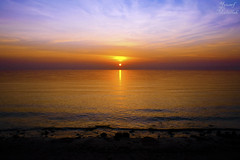 Beautiful sunrise (Yousef Malallah) Tags: people color beautiful sunrise wow wonderful amazing cool day very good sony great oops hd kuwait tones flikr tone hdr  ops  yousef        a700      anawesomeshot malallah