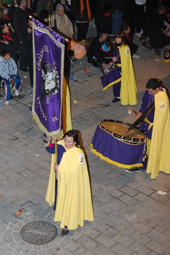 Desfile Jornadas Hellín - Fuentes de Ebro