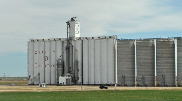 Deerfield Grain Elevator