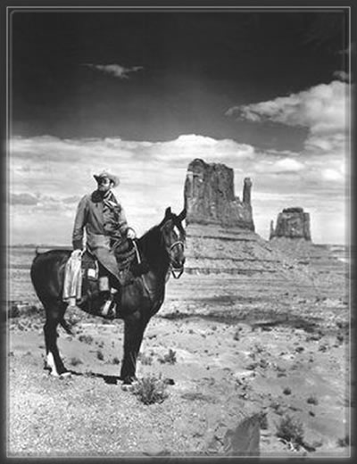 John Ford,monument valley