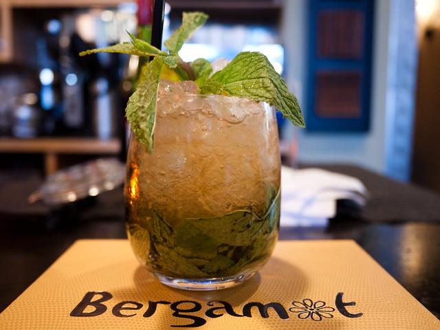 Mint Julep at Bergamot