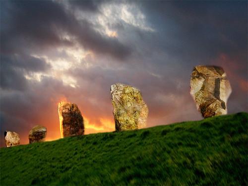 """Menhires, Signos de tiempo y mapas astronómicos de la prehistor • <a style=""""font-size:0.8em;"""" href=""""http://www.flickr.com/photos/30735181@N00/2294603747/"""" target=""""_blank"""">View on Flickr</a>"""