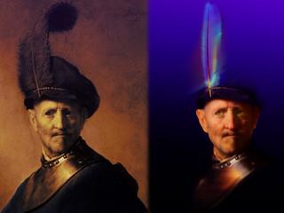 Paráfrasis Rembrandt Harmenszoon van Rijn
