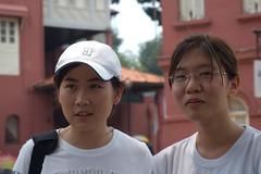 Huilian and Miao Ling