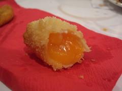果汁心太软 Crumbed sticky rice finger filled with fruit jam insides - Tooraking