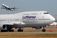 Avión airbus 747