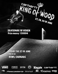 King Of Wood 2008