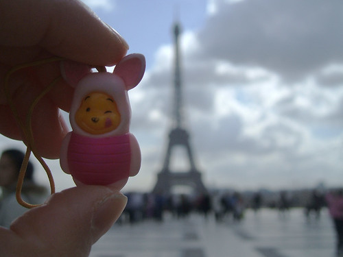 This little piggy went to Paris