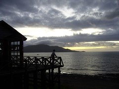 Chaiten - sunset - crepuscule
