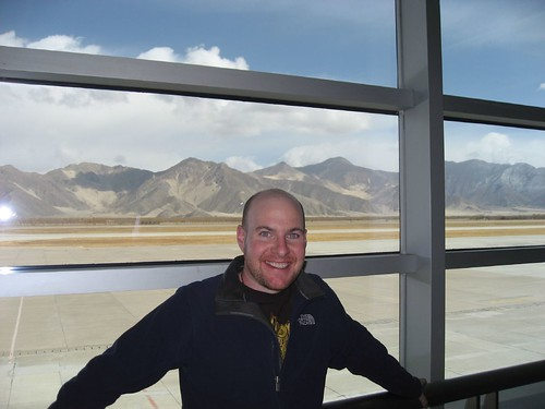 I made it to Lhasa, Tibet after all!