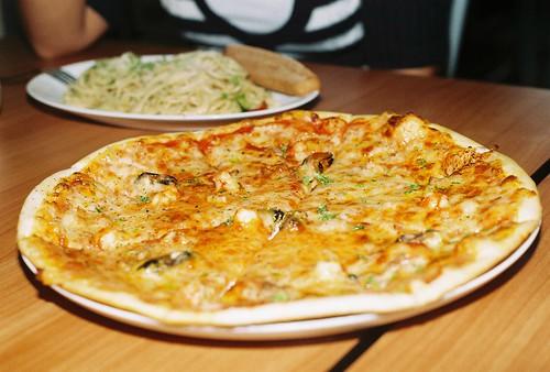 Pizza - Frutti Di Mare