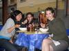supper in Riomaggiore