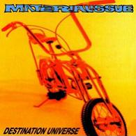 Material Issue - Destination Universe [CD cover] (1992)