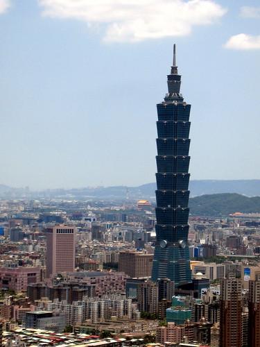 Taipei 101, Taiwan, 20080518 111753 by daymin.