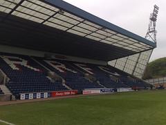 Starks Park, Kirkcaldy - Home of Raith Rovers (tcbuzz) Tags: park scotland football fife rovers kirkcaldy starks raith
