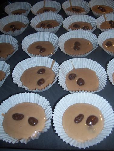 Cikolatali muffin