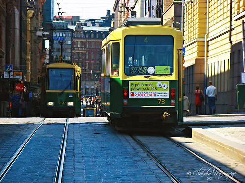 Helsinki 019 - Ciudad/City por Claudio.Ar.