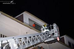 Feuer in Mehrfamilienhaus Kastel 25.05.08