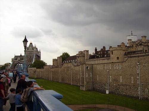Londres 015 - Tower of London y Tower Bridge
