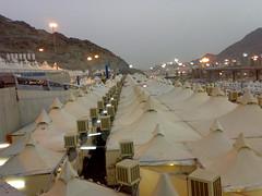 Mena Hajj (SaudiSoul) Tags: tent mina mena haj hajj خيمة منى حج الحج خيمه