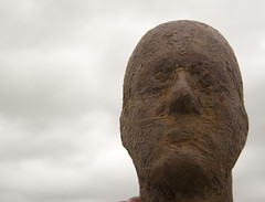 Another Place #1 (.dano) Tags: anthonygormley anotherplace crosbybeach
